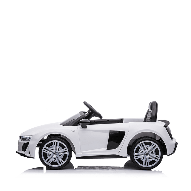 Audi R8 Spyder Bateria Blanco