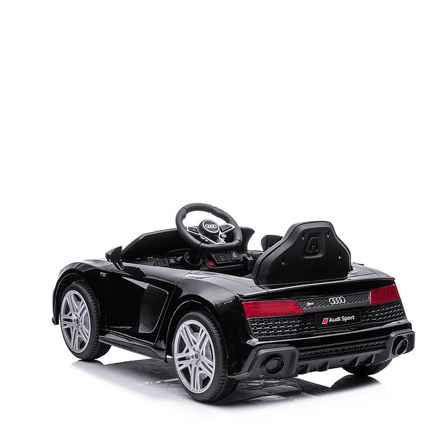 Audi R8 Spyder Bateria Negro