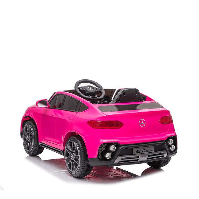 Mercedes Glc Coupe Bateria Rosado