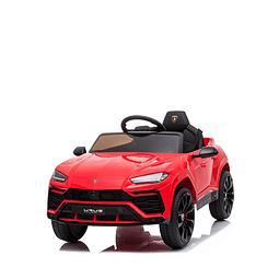 Lamborghini Urus Bateria Rojo