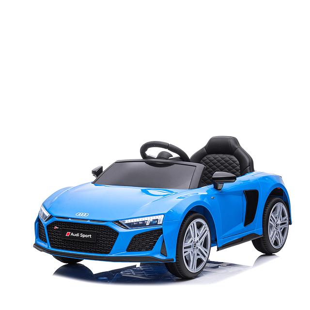 Audi R8 Spyder Bateria Azul