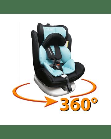 Silla de auto 360° Fresh Blue