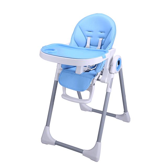 Silla de comer B-ONE Azul