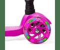 Scooter LED Rosado