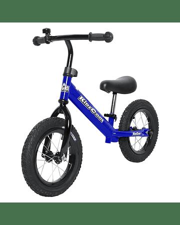 Bicicleta Steel Azul