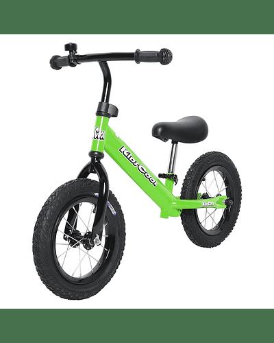 Bicicleta Steel Verde