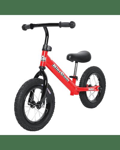Bicicleta Steel Rojo