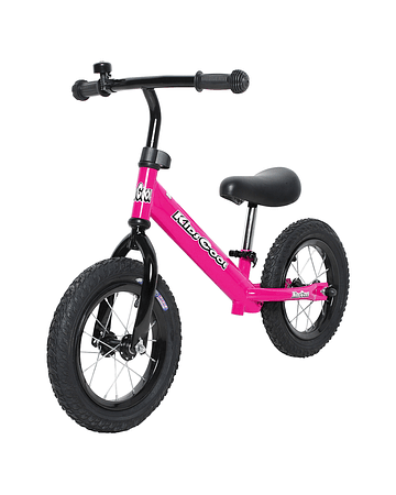 Bicicleta Steel Rosado