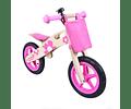 Bicicleta de Aprendizaje Rosado