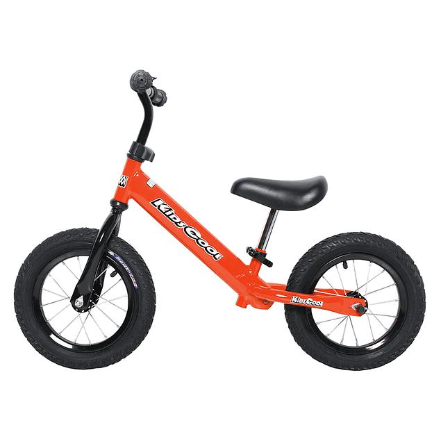Bicicleta Steel Naranjo