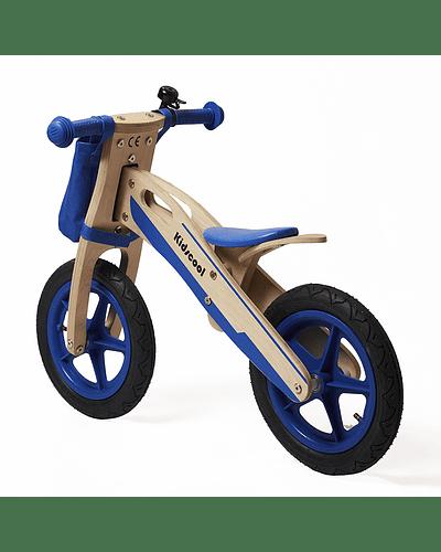 Bicicleta de Aprendizaje Azul