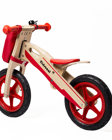 Bicicleta de Aprendizaje Rojo