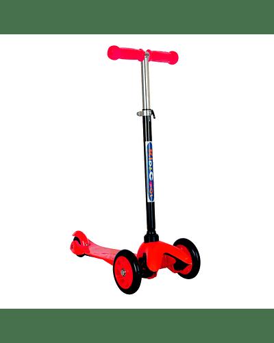 Micro Scooter 3 ruedas Rojo