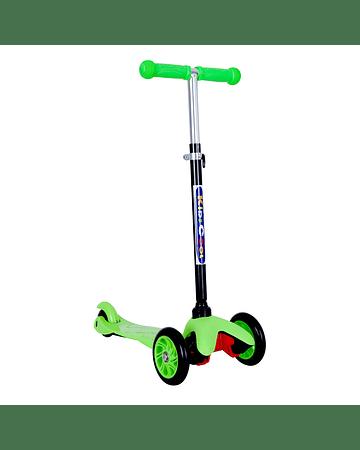 Micro Scooter 3 ruedas Verde