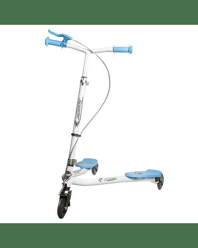 Scooter 3 ruedas modelo Tijera Azul