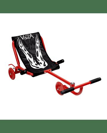 Easy Roller Rojo