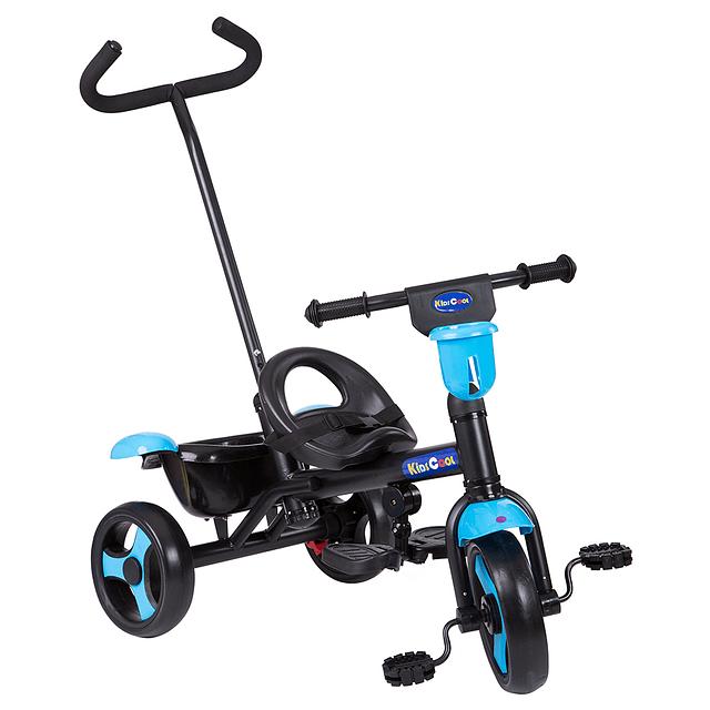 Triciclo 2 en 1 Azul