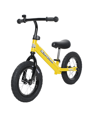 Bicicleta Steel Amarillo