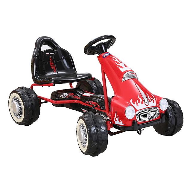 New Go Kart Rojo