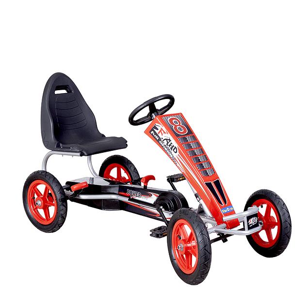 Go Kart Grande Rojo