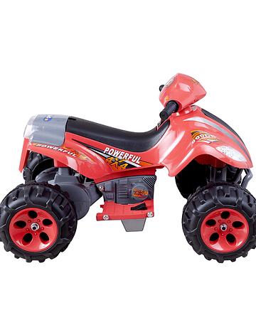 Moto 4 Ruedas RED