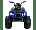 Monster Moto 4 ruedas Azul