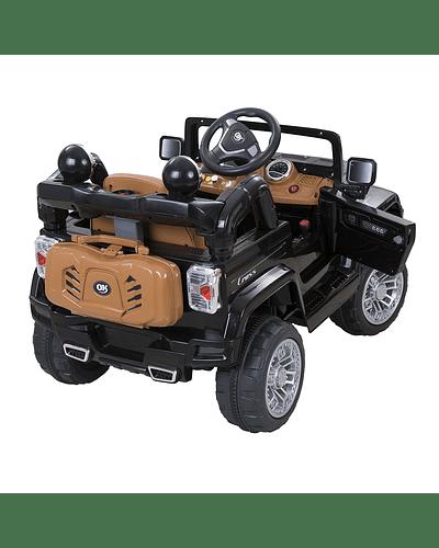 Jeep a Batería Negro