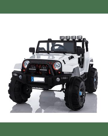 Jeep a Batería Rubicon Azul