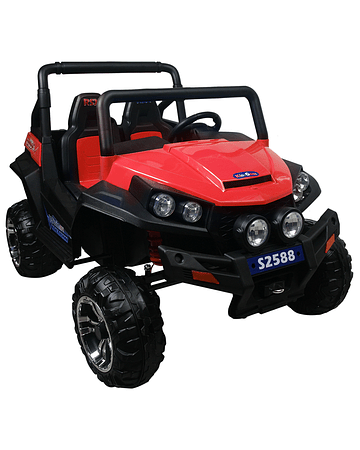 Buggy Off Road Rojo