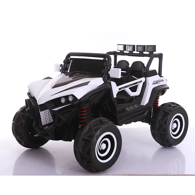 Monster Buggy Sport Blanco