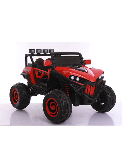 Monster Buggy Sport Rojo
