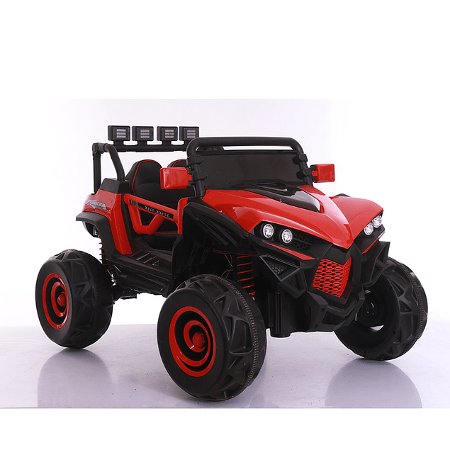Monster Buggy Sport Rojo
