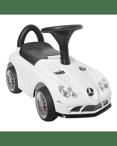 Correpasillo Mercedes Benz Blanco