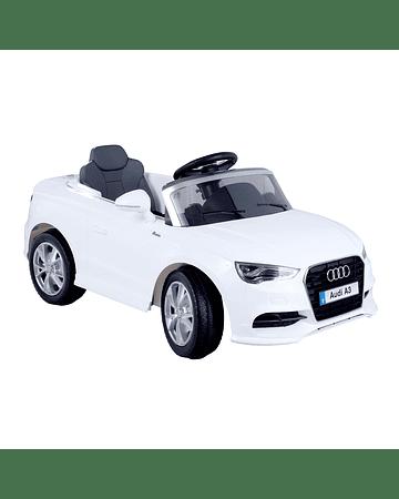 Auto a Batería Audi Blanco