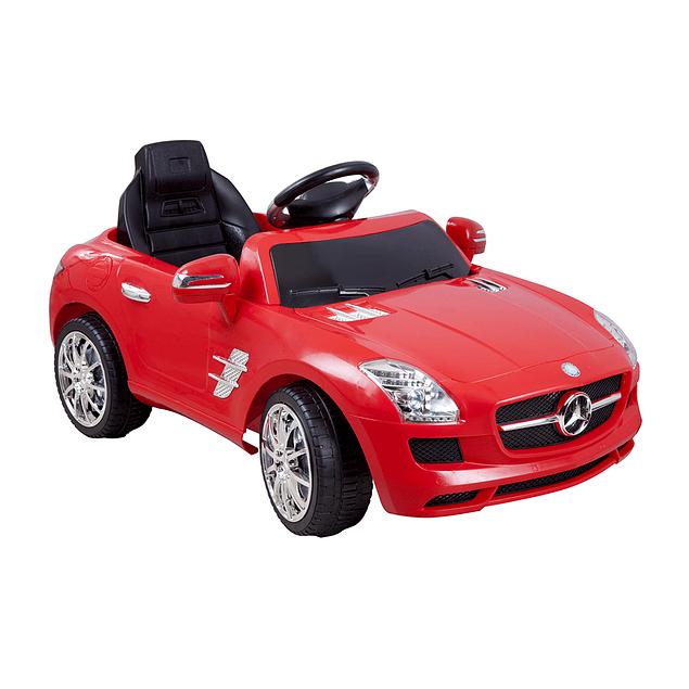 Auto a Batería Mercedes Benz Rojo