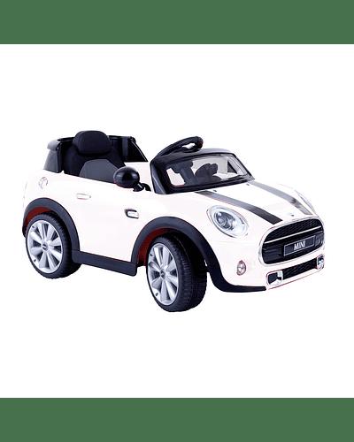 Auto a Batería Mini Blanco