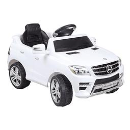 Jeep a Batería Mercedes Benz Blanco