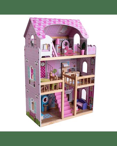Casa de Muñeca Little Pink