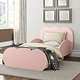 Mini Cama Cloud Rosado