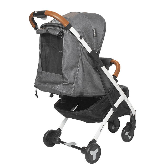 Coche Paseo Compact Bag City Gris