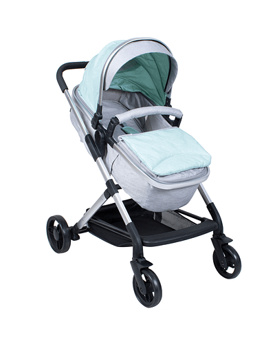 Coche Cuna Urban Fresh Blue