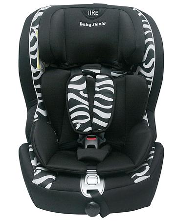 Silla de auto Baby Shield Cebra