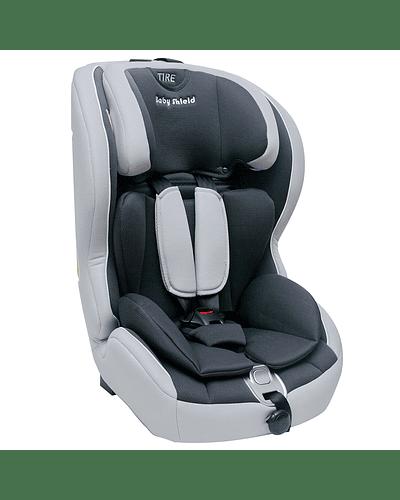 Silla de auto Baby Shield Gris