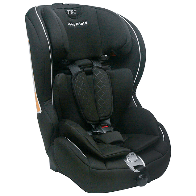 Silla de auto Baby Shield Negro