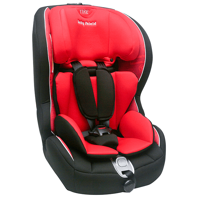 Silla de auto Baby Shield Rojo