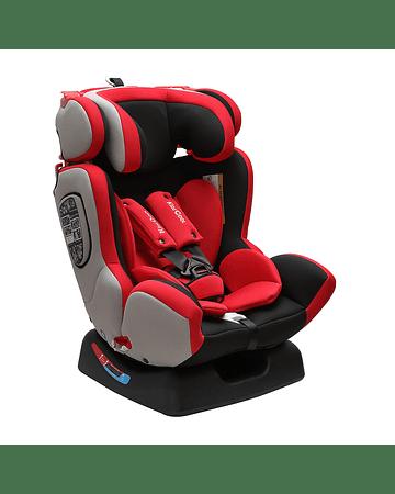 Silla de auto Monaco Rojo