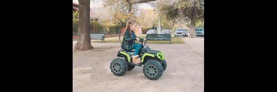 Moto Eléctrica MONSTER ATV