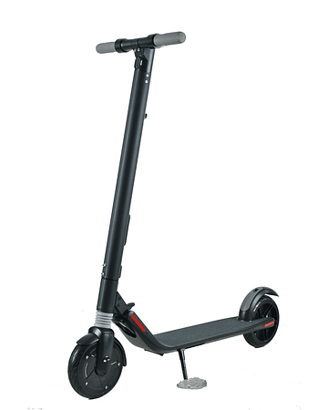 Scooter Electrico Negro 36V 500W Frenos ABS