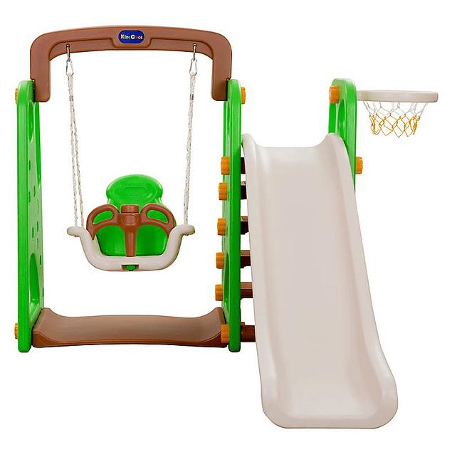 Set plástico 3 funciones en 1 Verde