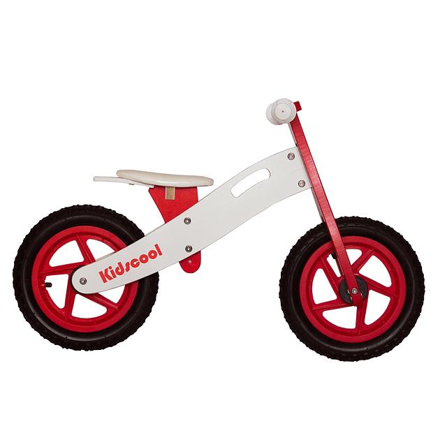 Bicicleta de Aprendizaje New Riders Red/White